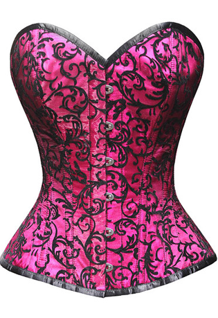 The pink corset lingerie store