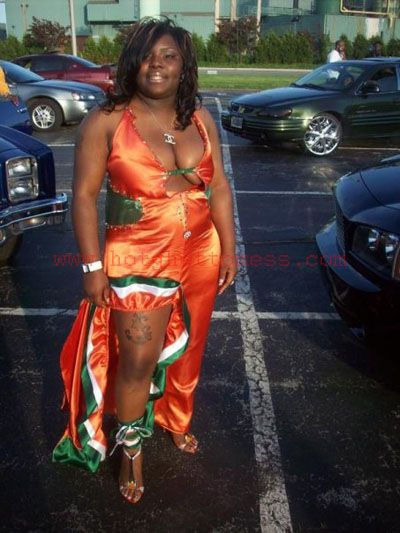 Hot Ghetto Prom Dresses