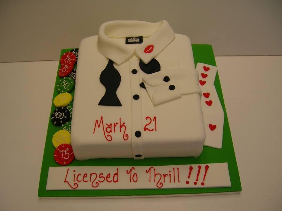 21st Birthday Cake Cakedesign 007 Jamesbond Our Birthday