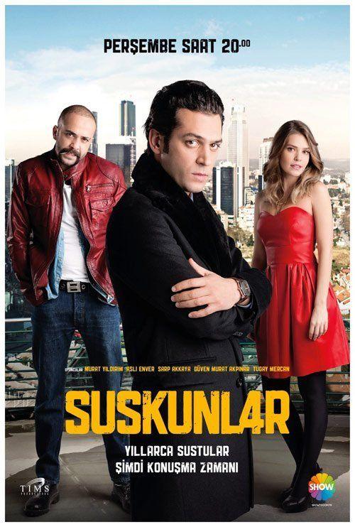 Suskunlar - Suskunlar   filme in 2019   Game of silence, Tv