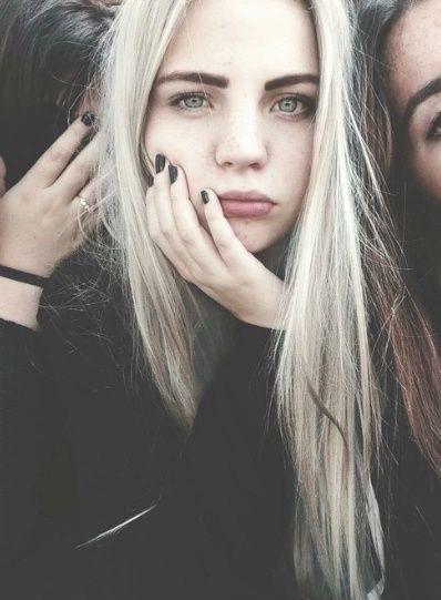 beautiful girl grunge hair tumblr beauty and sexy
