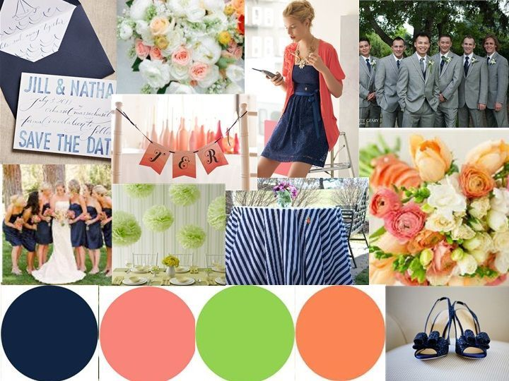 Navy Wedding Color Schemes   Google Search