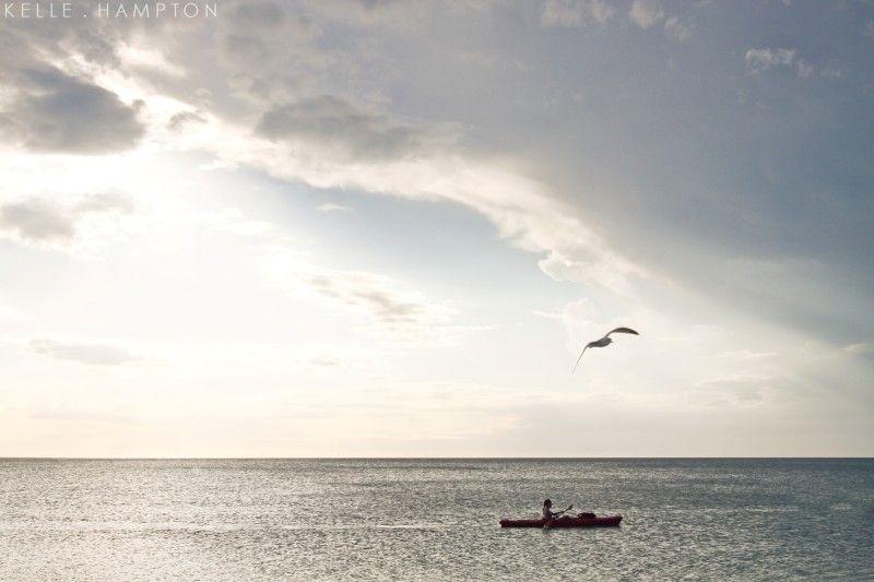 i miss kayaking