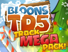 Play Bloons Tower Defense 5 - BTD 5 - Ninja Kiwi, Creators of the