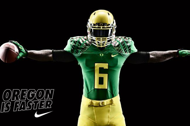 How Nike and Oregon Created College Football's Perfect Brand   Bleacher Report