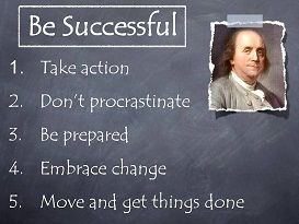 Merveilleux Be Successful: 5 Tips From Benjamin Franklin   Lionbridge Global  ReachLionbridge Global Reach. Done QuotesBenjamin FranklinAwesome ...