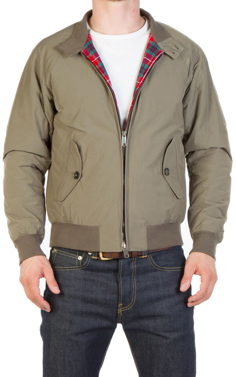 The quintessential Harrington jacket  Baracuta G9. Renowned and appreciated  over the years for its versatility and classic timeless style. 540219d409f