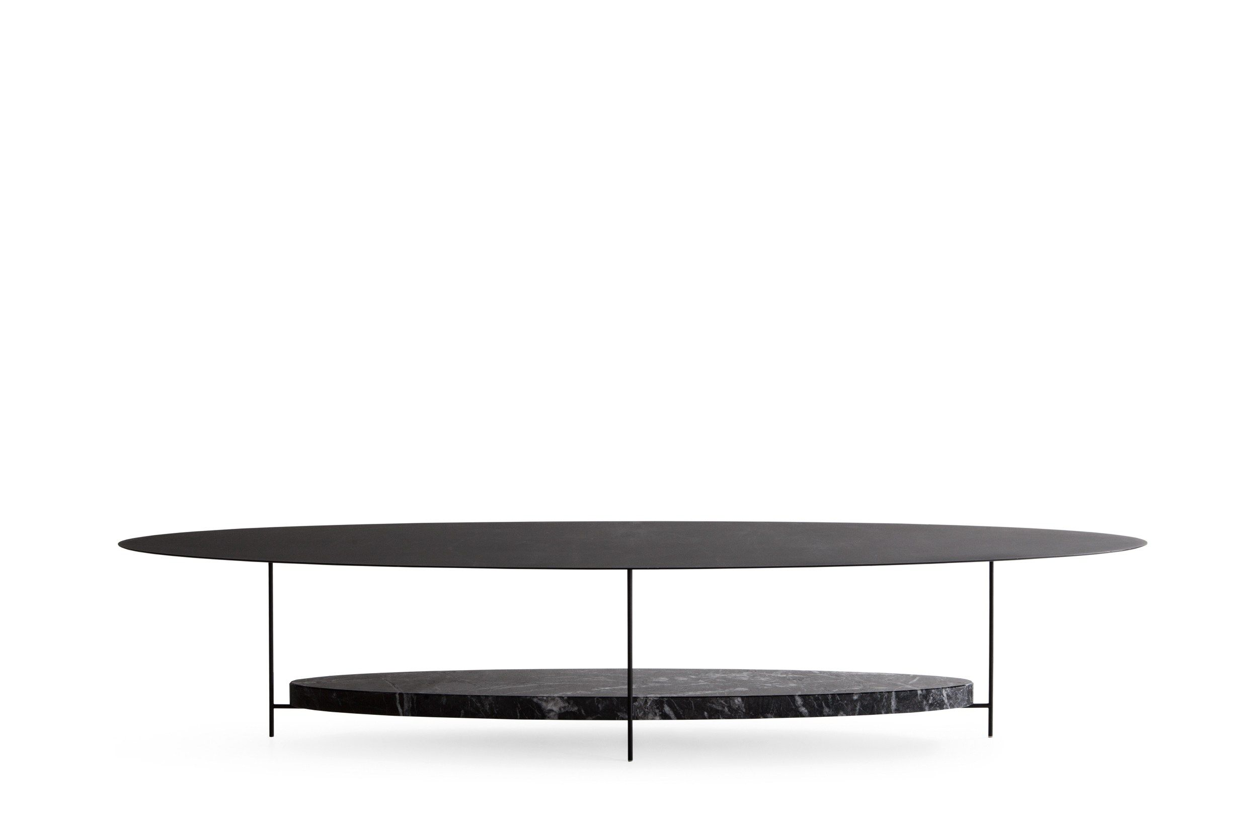 Table Basse Marbre Design Panna Cotta Table Basse Ovale By Molteni C Design Ron Gilad
