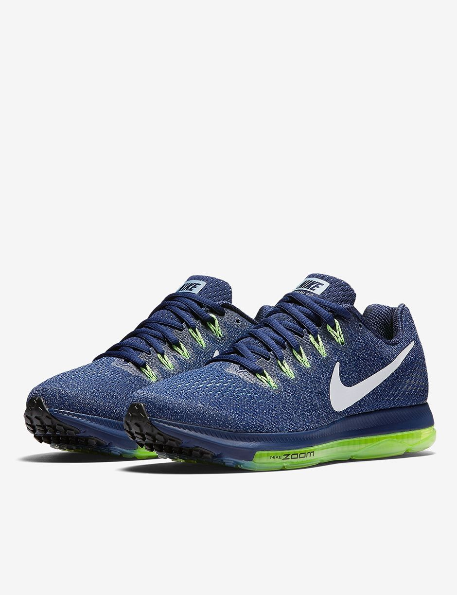9217b810a2cf7 Nike Air Zoom All Out Low  blue