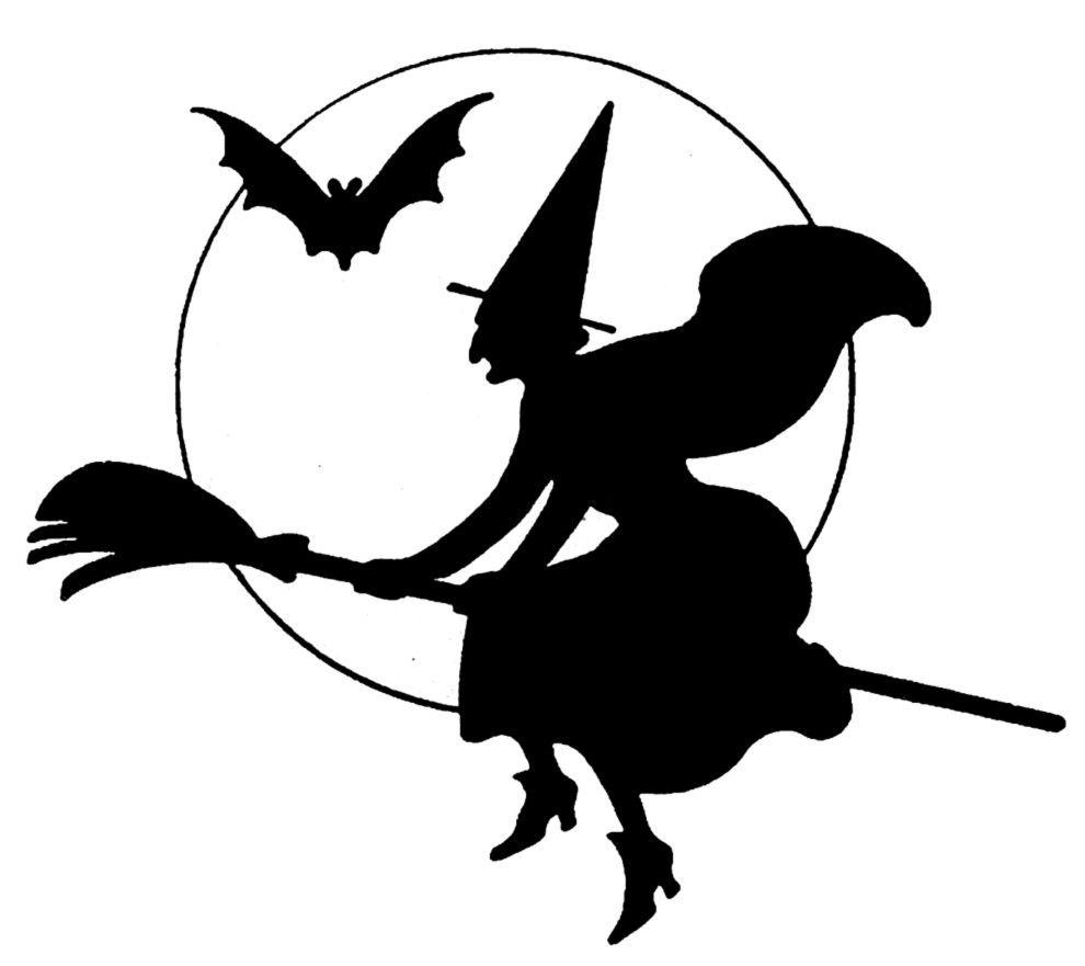 Disegno Di La Strega Di Halloween Da Colorare Per Bambini Con