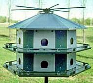 Mini Castle Safety System With Pole 12 Room Bird House Bird House House In Nature House