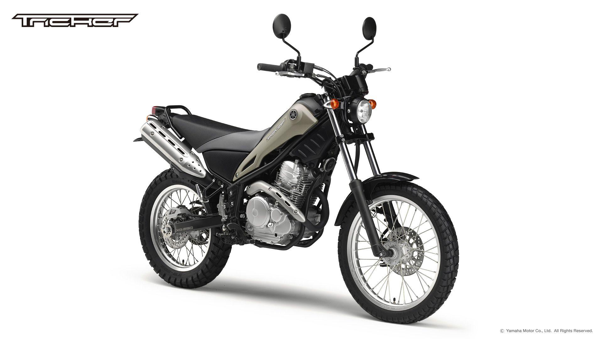 Yamaha Tricker 250 Japan