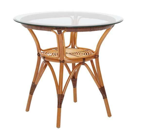Sika Design Originals Rattantisch rund