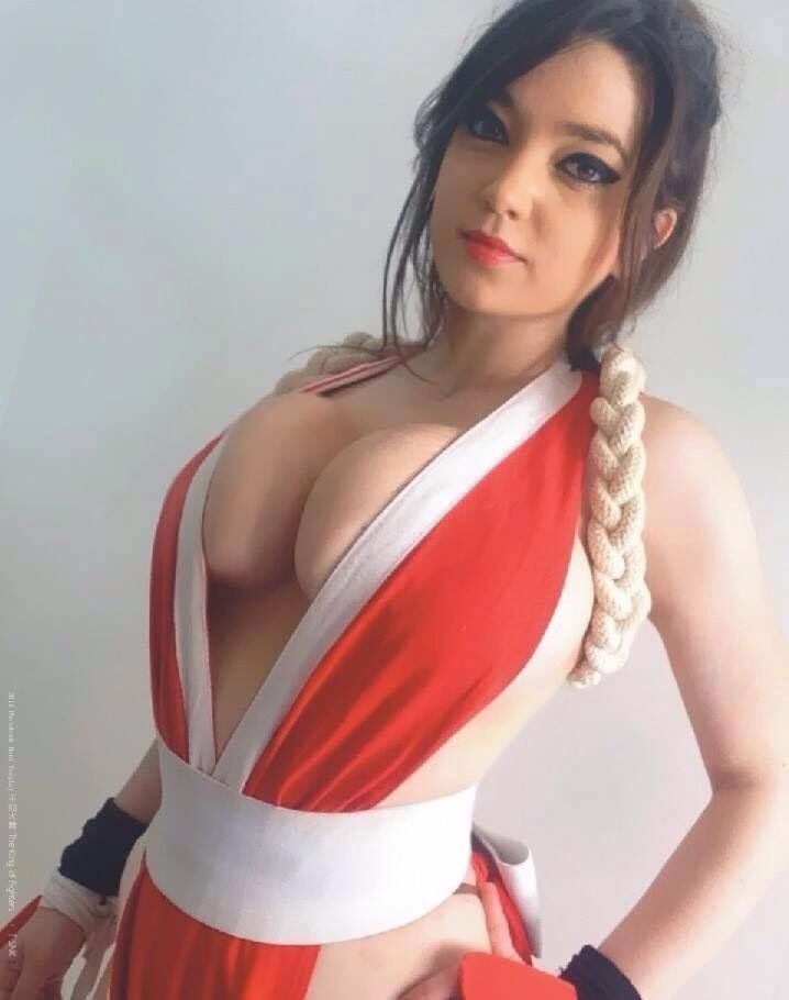 Are not Cosplay deviants mai shiranui confirm. happens