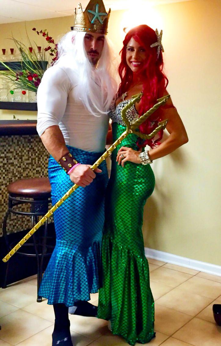 Merman costume for Cosplay Halloween Mermaid Party 1DqgpGAaR