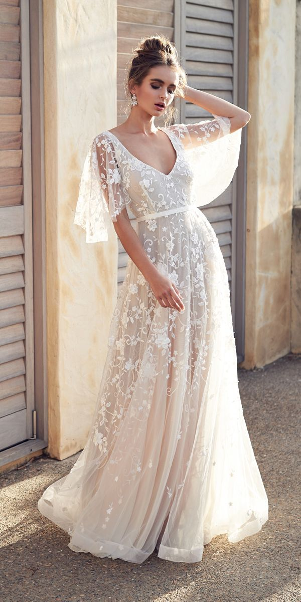 Anna Campbell Wedding Dresses 2019 Wanderlust Collection Fashion