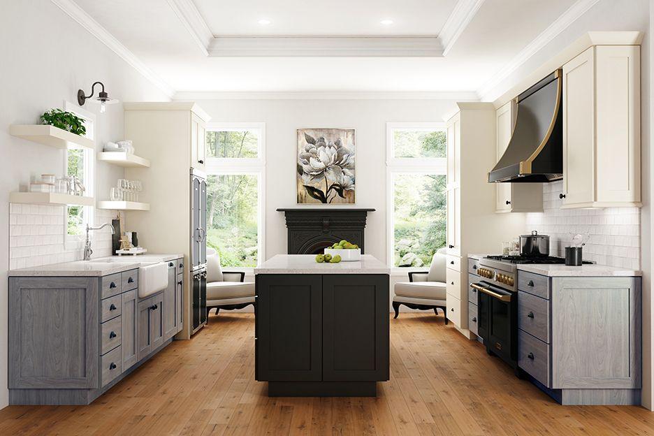 Shaker Door Family | Kitchen cabinet makers, Best kitchen ...