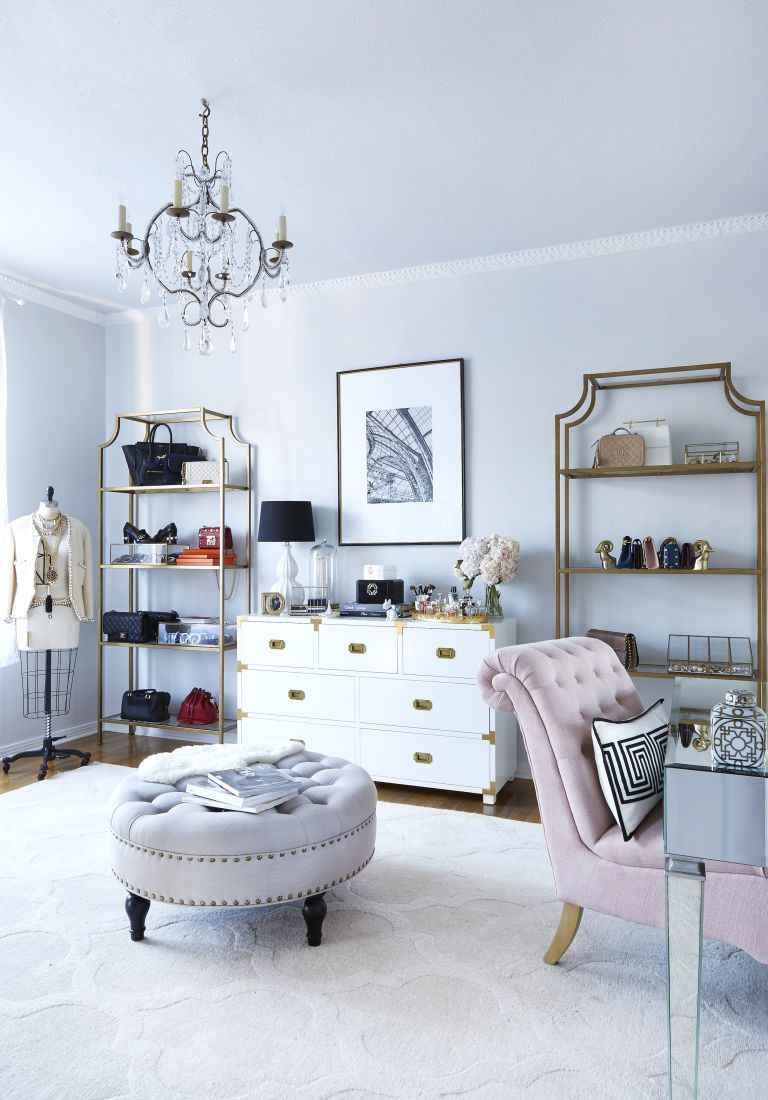 How to decorate your home and personal office with a parisian inspired style