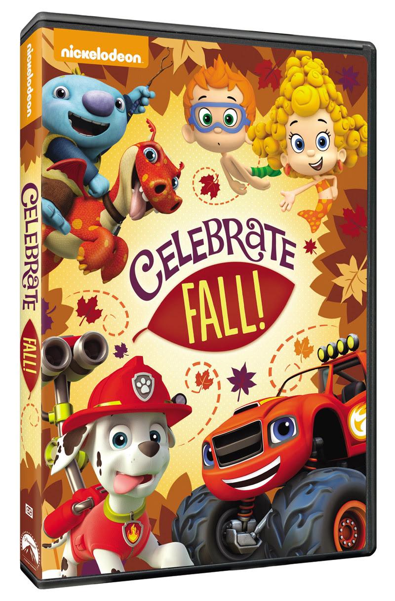 Sweet Cheeks Adventures Celebrate Fall on Nickelodeon DVD