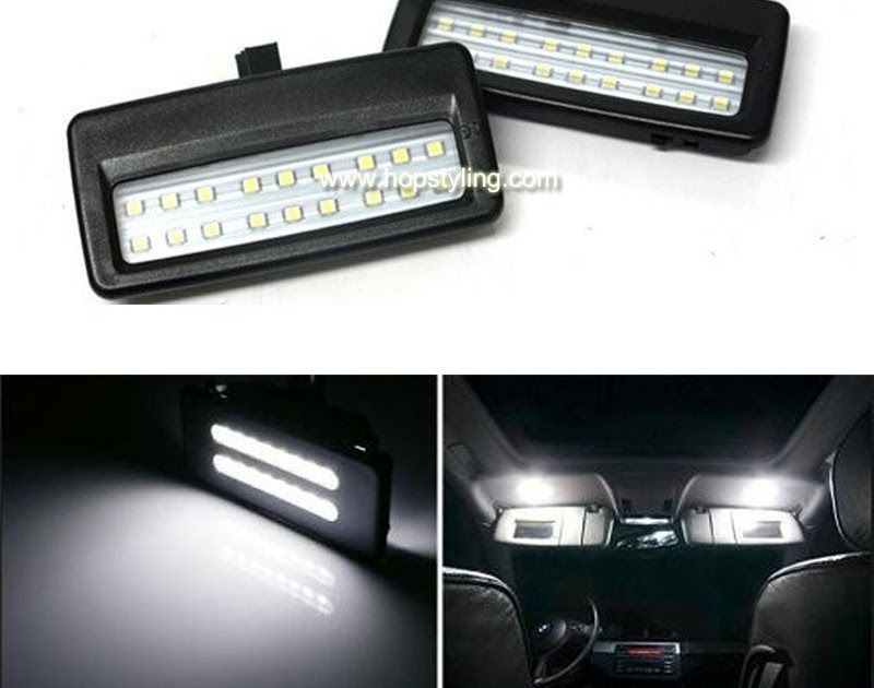 Hopstyling 2x Led Vanity Mirror Light For Bmw F10 F11 F07 Car Parts Led Vanity Mirror Light For B Mw F10 F11 F07 F In 2020 Led Vanity Mirror With Lights