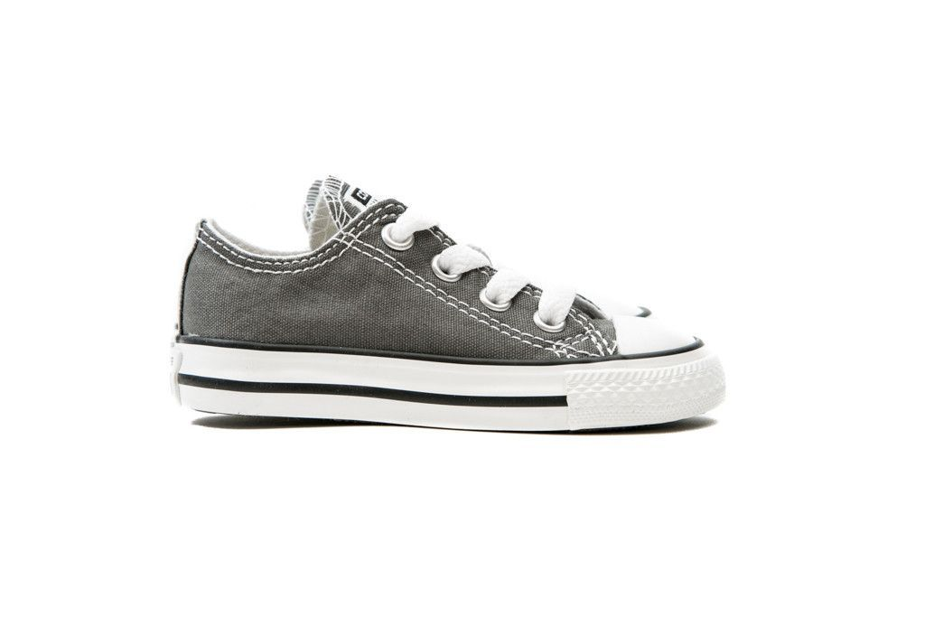 Converse Toddler Chuck Taylor All Star Ox - Charcoal