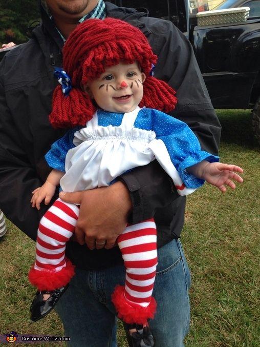 Scary Baby Girl Halloween Costumes.Raggedy Ann Halloween Costume Contest At Costume Works Com Baby