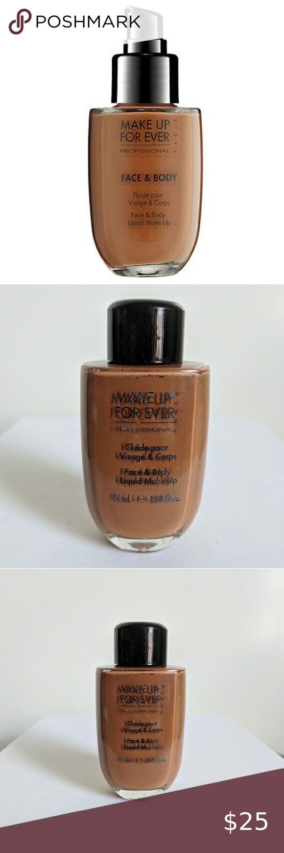 MUFE Makeup For Ever Water Blend Liquid Face Body in 2020