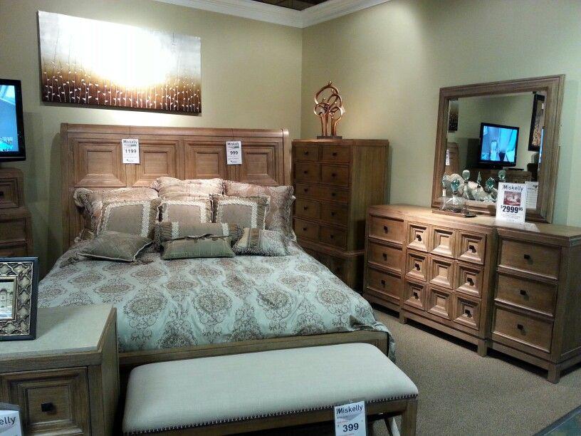 Bedroom set Miskelly | Bedroom decor | Pinterest | Bedrooms
