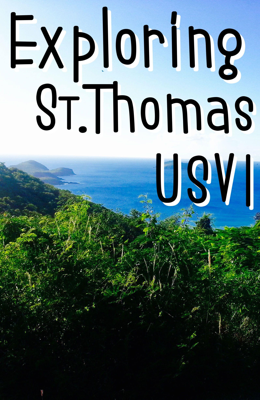 A guide to exploring St Thomas USVI