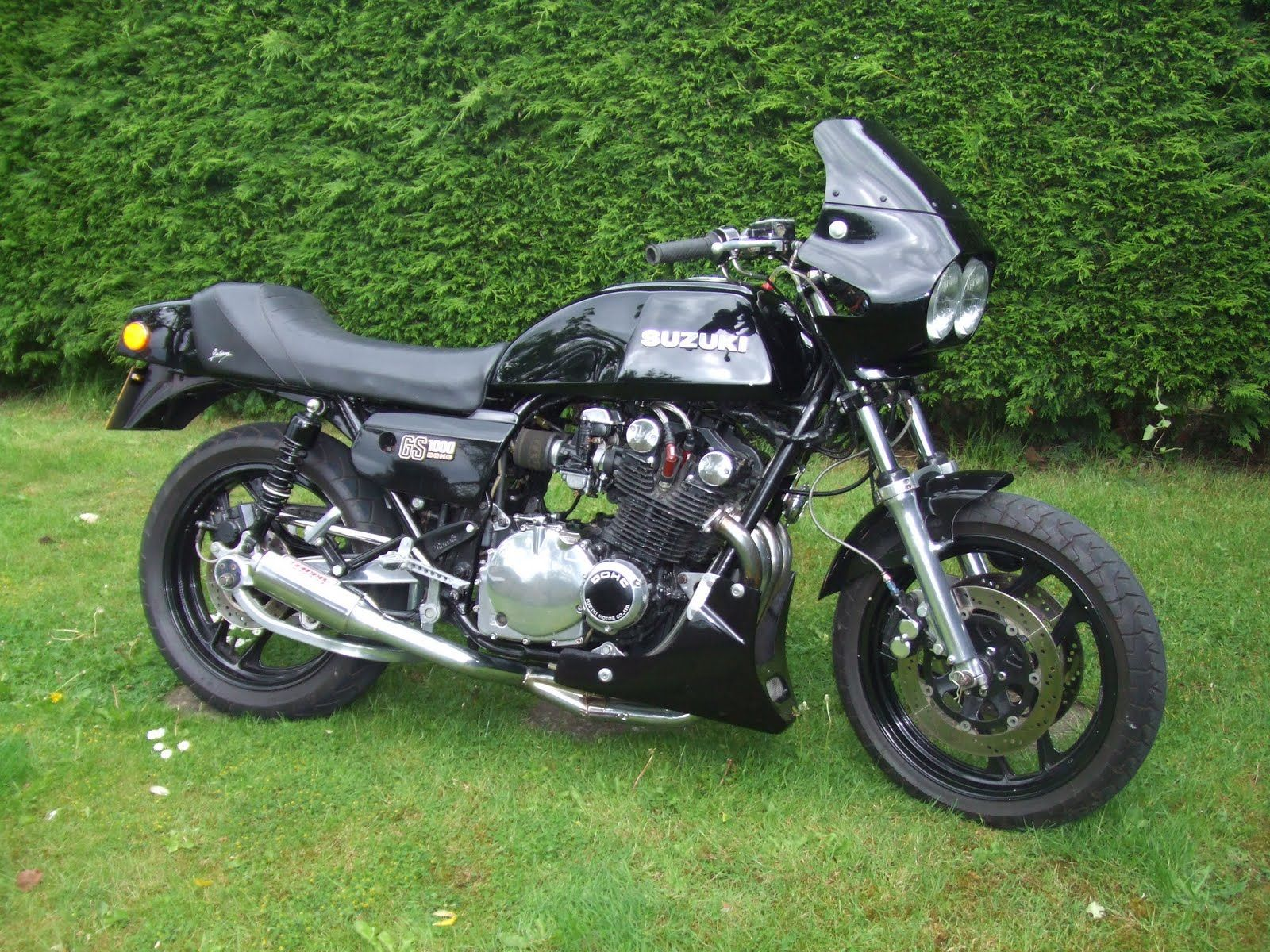 gs1000 streetfighter. Front and rear swap | Suzuki GS1000 ...