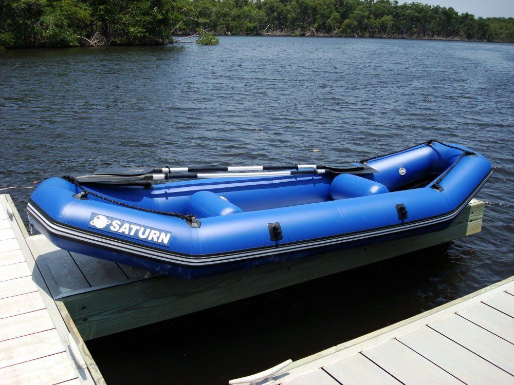 Saturn 12 Ft Inflatable River Fishing Raft The 12 Rd365 Light Rafts Are Great For Whitewater River Rafting Or Kayaking Or Boat River Fishing River Rafting