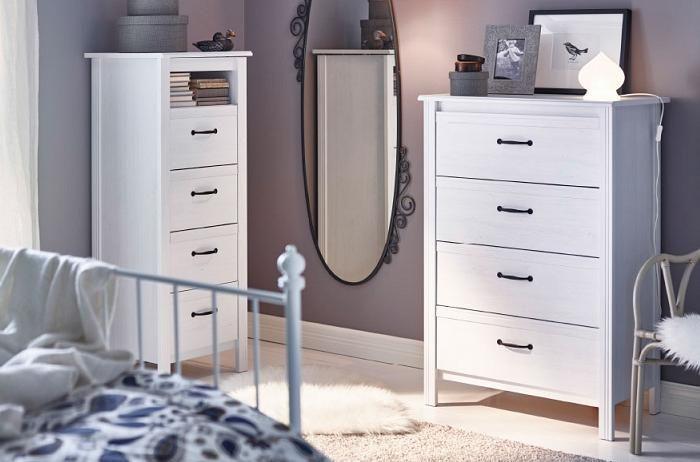 muebles rusticos ikea comodas blancas | Comodas ikea