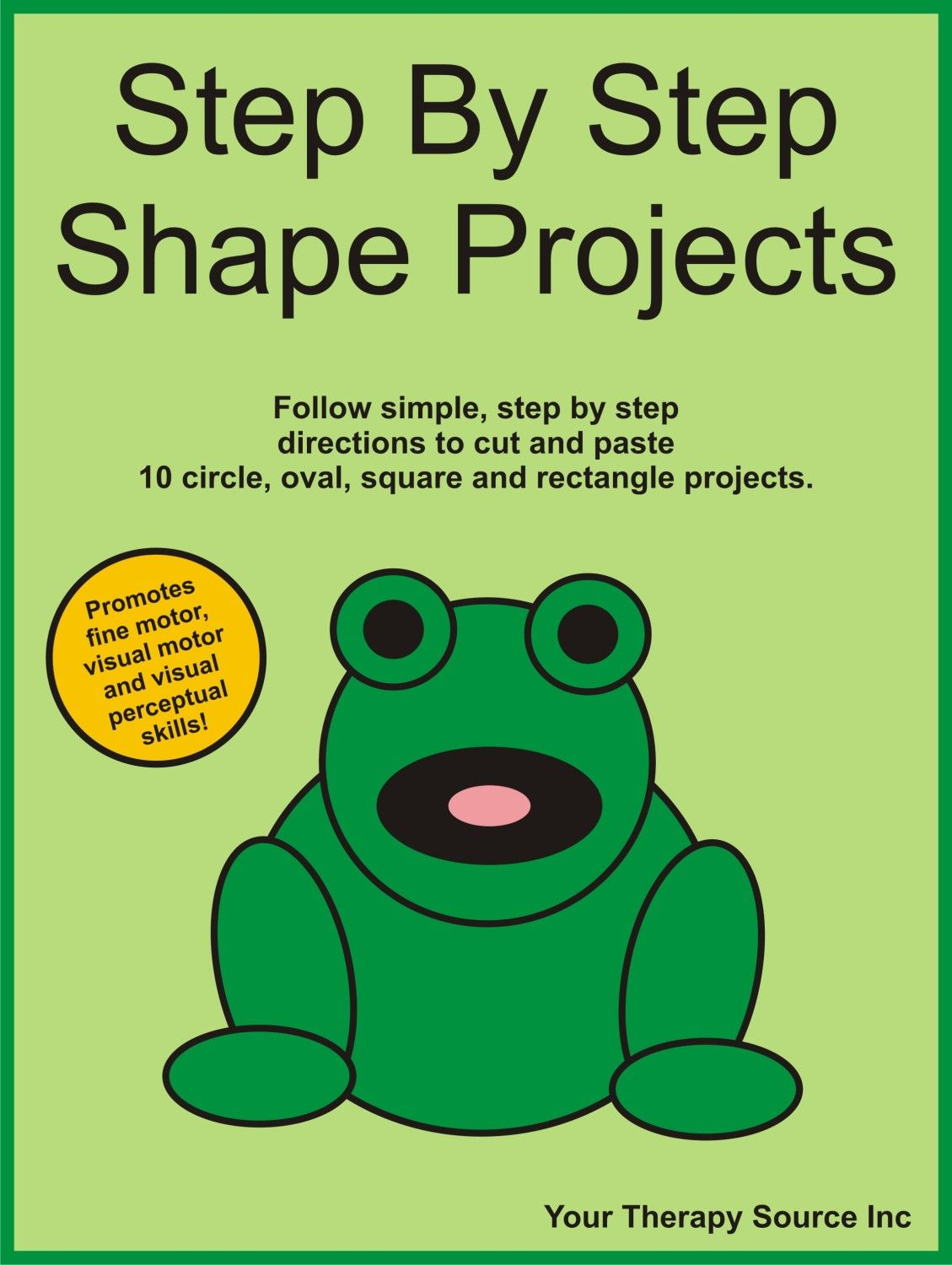Step By Step Shape Projects