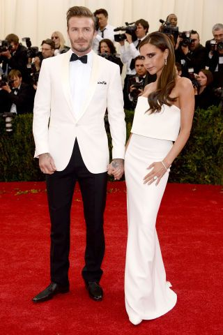 David Beckham's Style Transformation Over the Years - David Beckham Photos