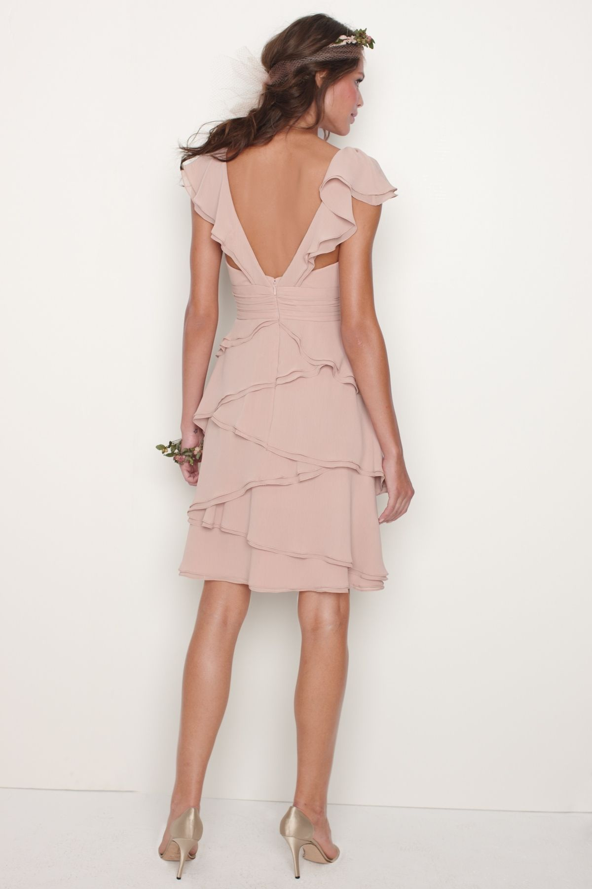 Watters Bridesmaid Dress. Gorgeous as an evening dress too x ...