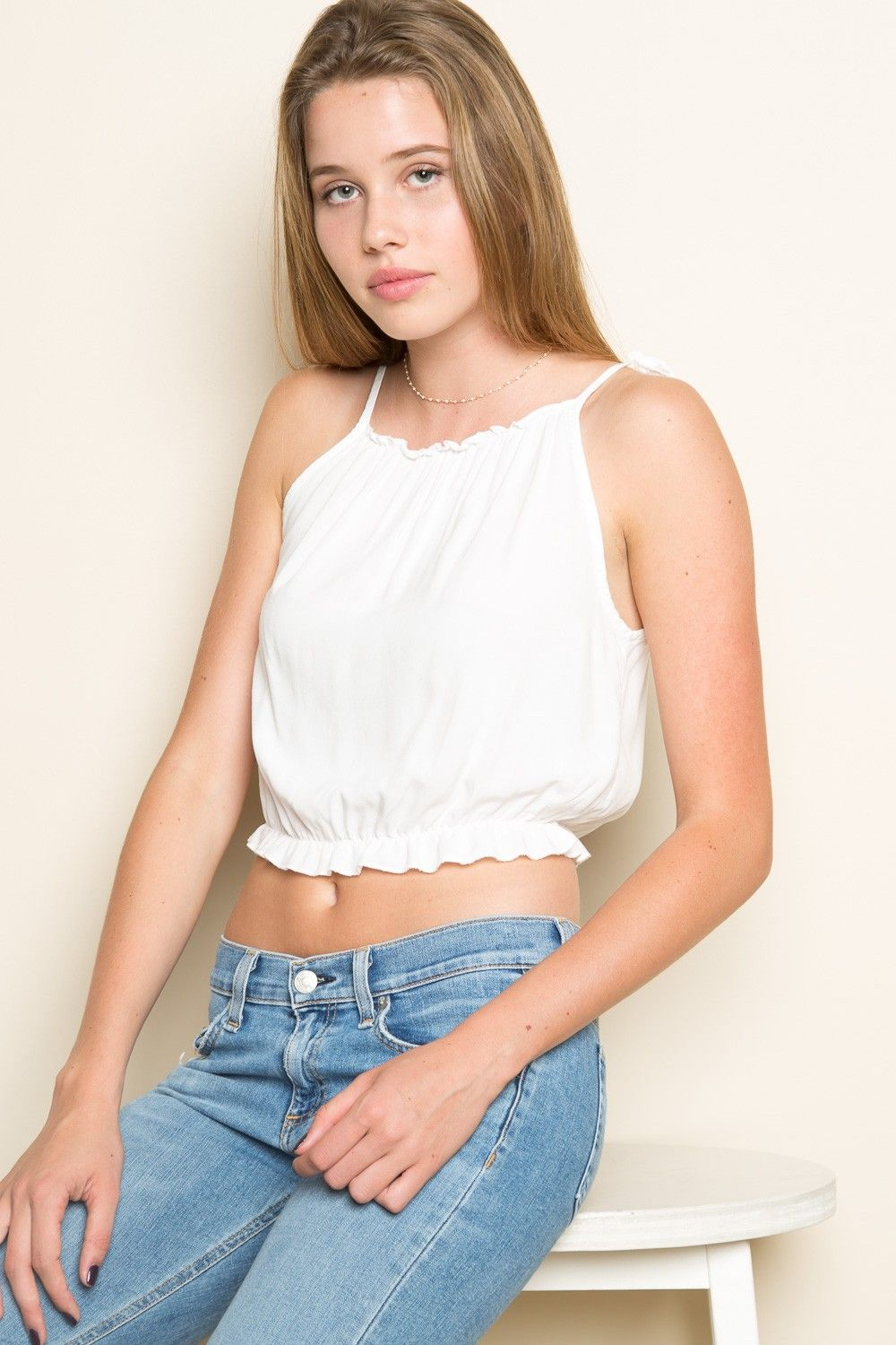 4bc756944b944 Carly Tank from Brandy Melville