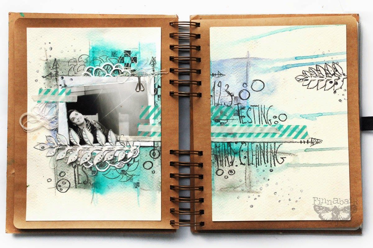 Mindcleaning... - journal page.