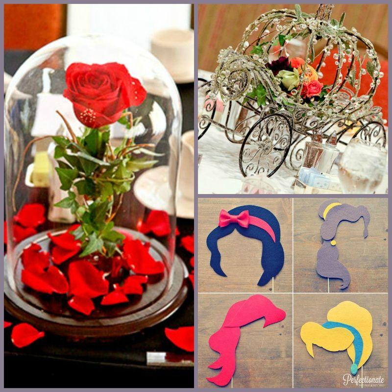 deco mariage disney mariage pinterest disney accessoires pour photomaton et mariage. Black Bedroom Furniture Sets. Home Design Ideas