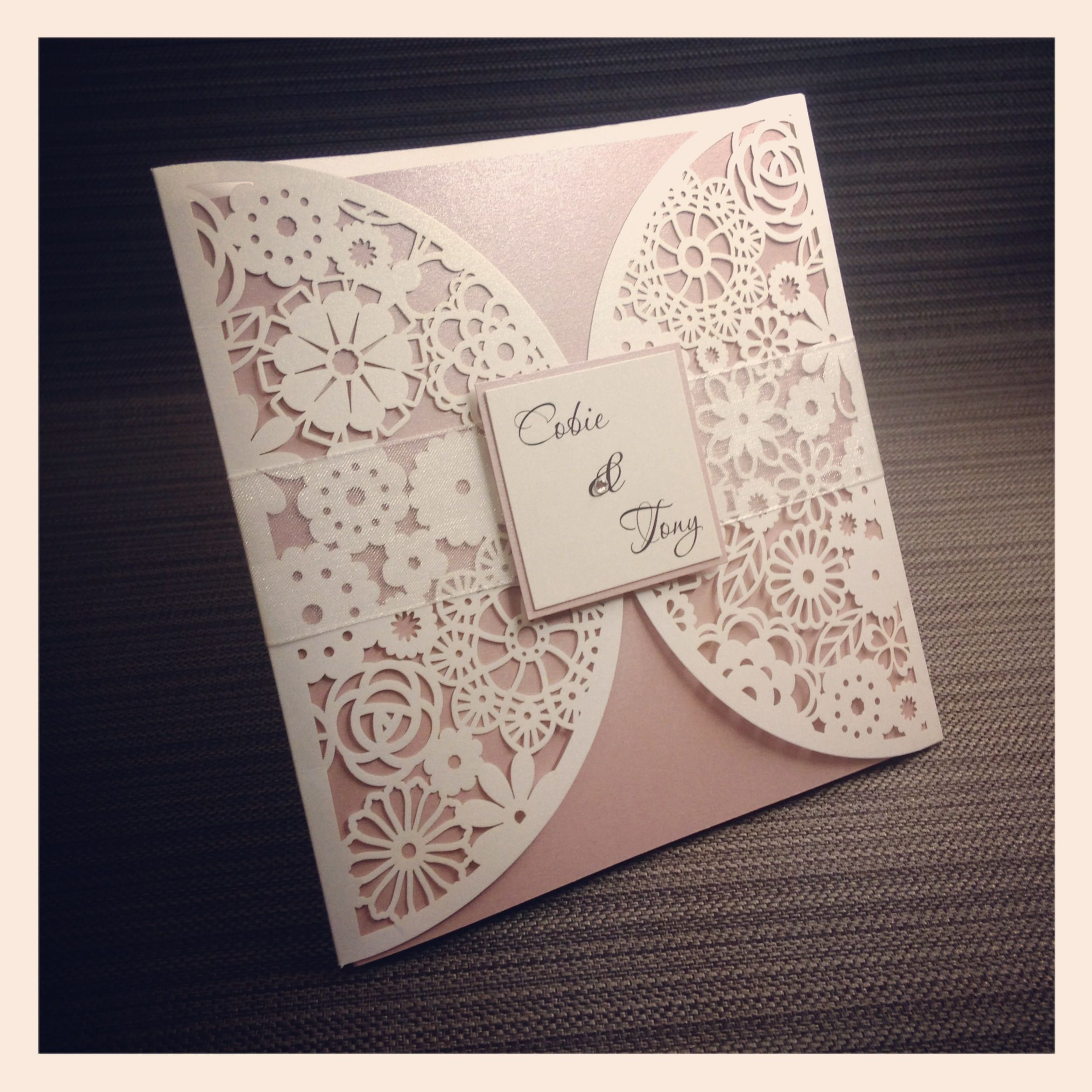 Paper Lace Laser Cut Archives - Simply Stunning Stationery ...