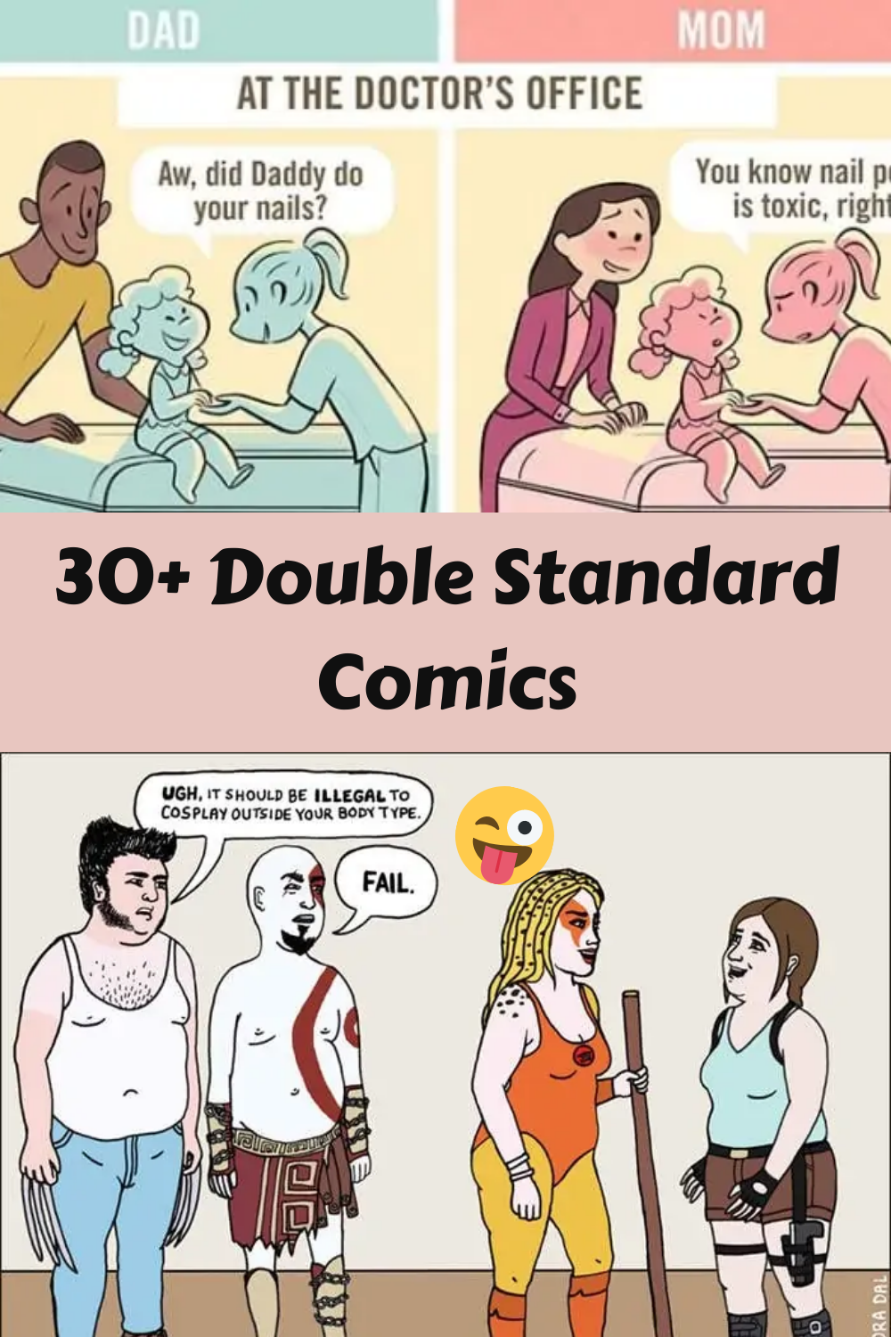 30 Double Standard Comics Comics Belly Workout Challenge Best Body Weight Exercises