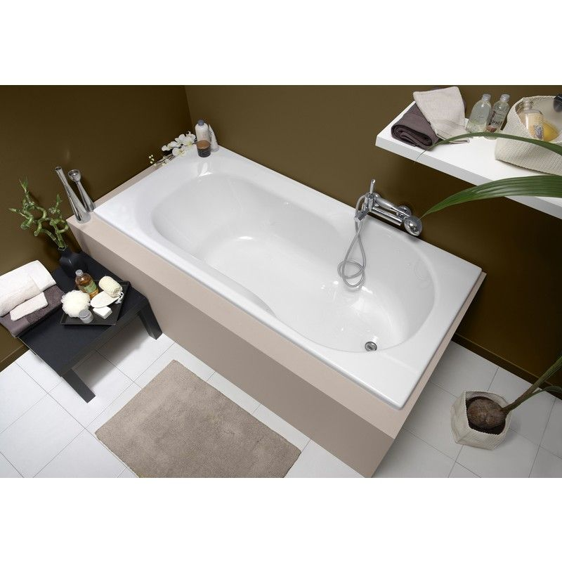 Baignoire Twinside 75 X 170 Aquarine Bath Caddy Bathtub Bath