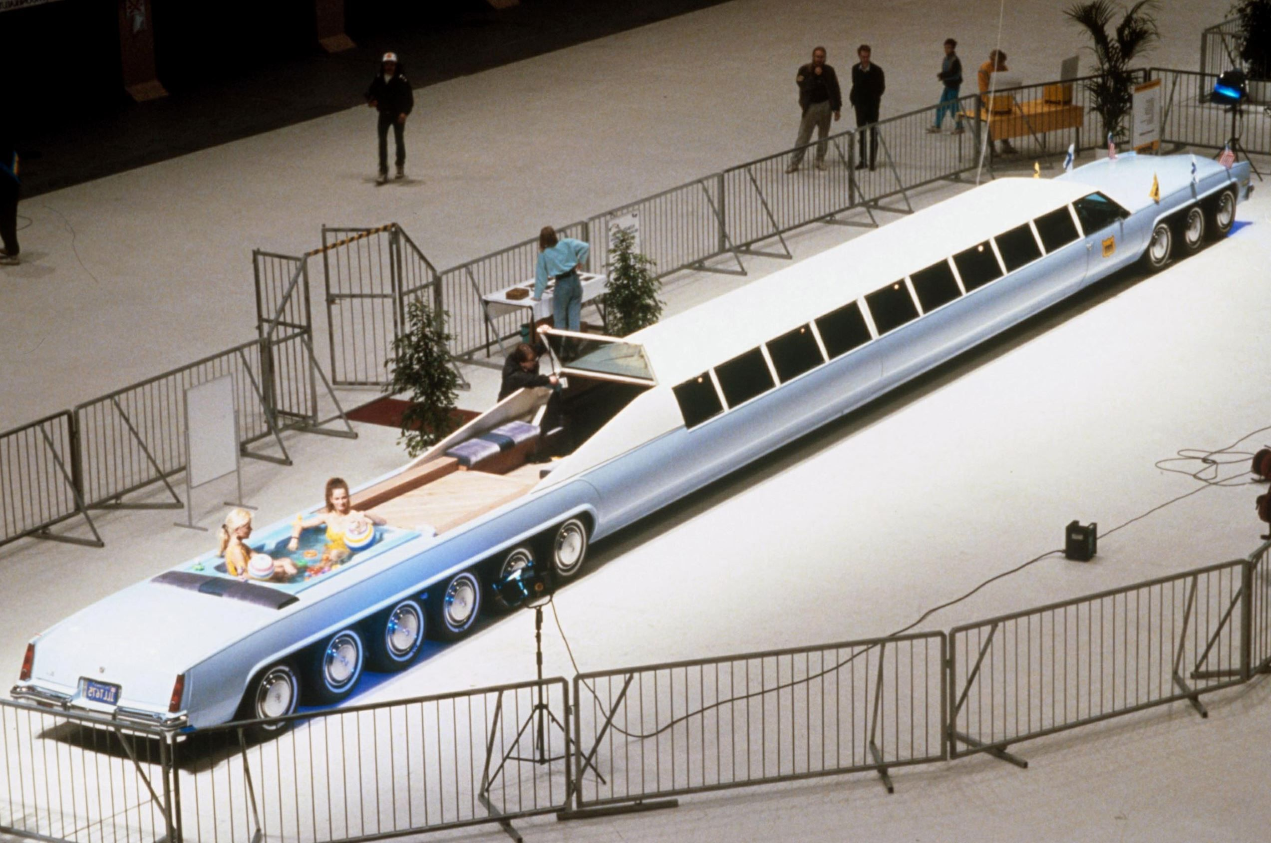 Stretch Limousine (a massive understatement) Perhaps you ...