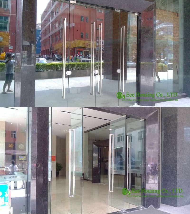 12mm Tempered Glass Commercial Frameless Glass Doors Manufacturer Commercial Exterior Mordern Glass Frameless Glass Doors Exterior Doors With Glass Glass Door