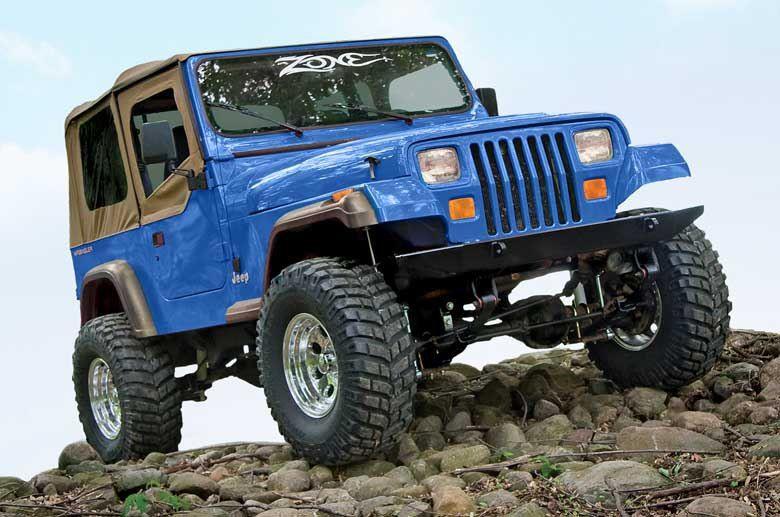 Jeep Yj 1987 1995 Jeep Wrangler Yj Jeep Yj Jeep Wrangler