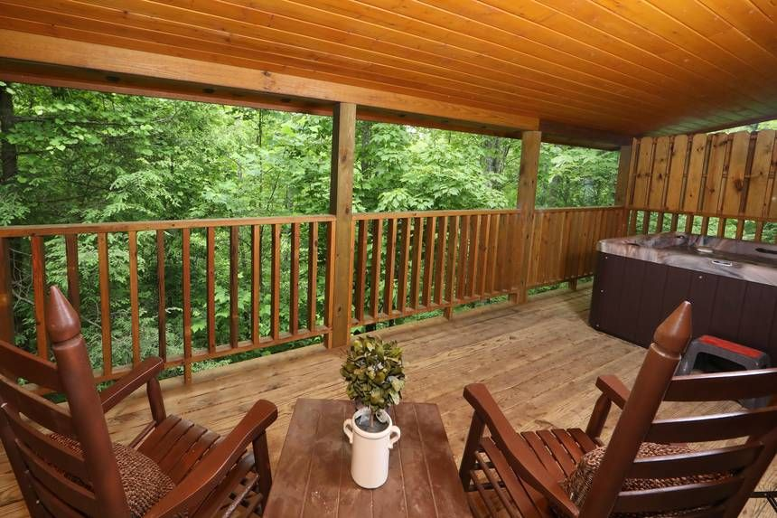 Simply Irresistible 1 bedroom Pigeon Forge cabin rental ...