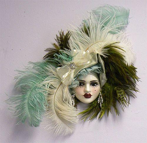 Wall Mask Decor Cool Uniquecreationsladyfacemaskwallhangingdecor  Lady Face Design Ideas