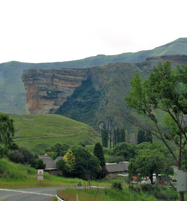 Golden Gate National Park South Africa Travel Photos By