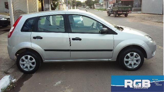 Ford Fiesta 2003 Carros Morada Do Vale Iii Gravatai