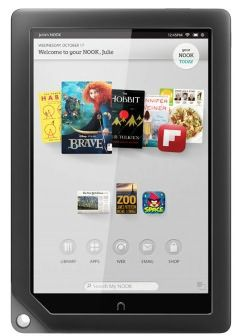 The Nook Tablet Goes Hd Nook Tablet Nook Tablet
