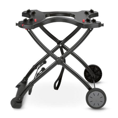 Weber 6557 Q Portable Cart For Grilling For Sale Mit Bildern
